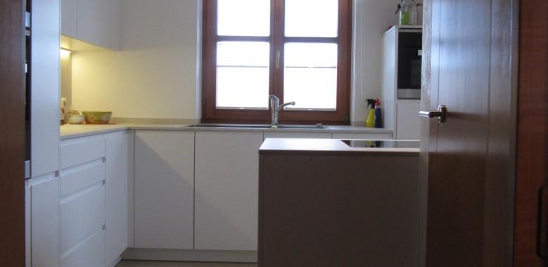 Neue Küche, Familie Frieß