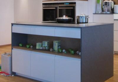 Neue Küche, Familie St.