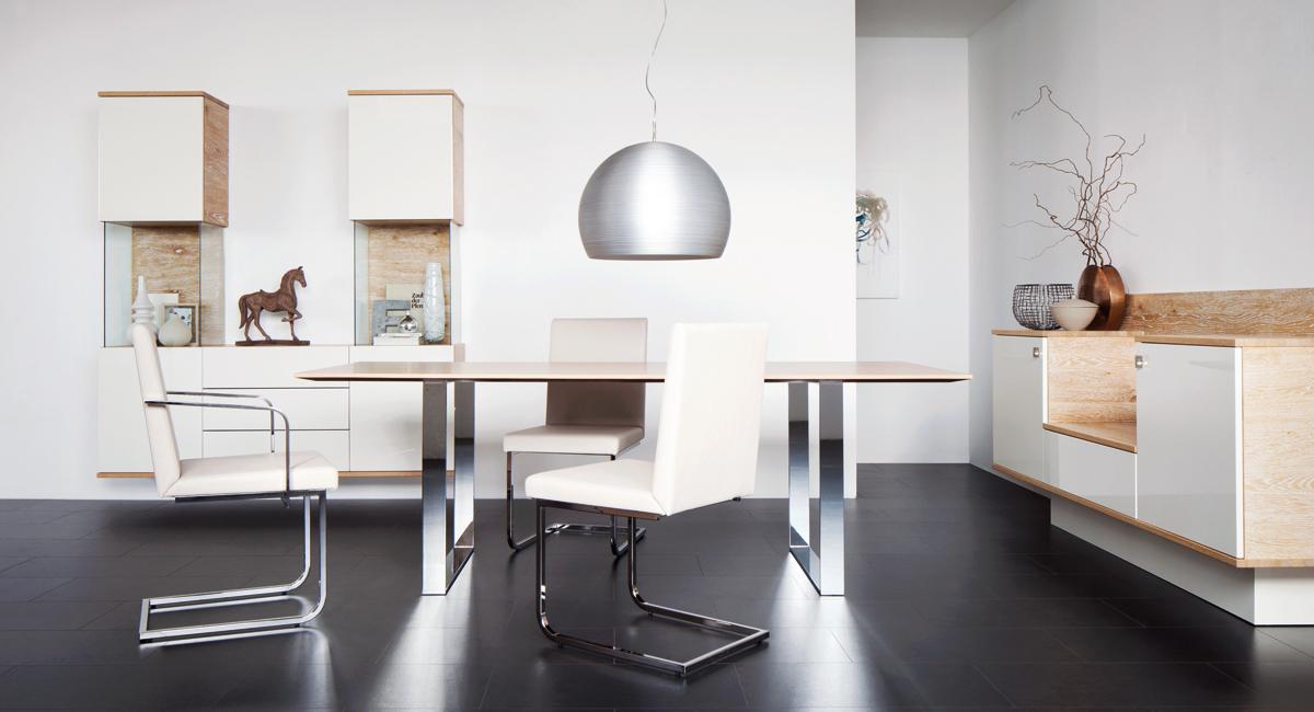 esszimmer einrichten mit k chen wohnen in weiz. Black Bedroom Furniture Sets. Home Design Ideas
